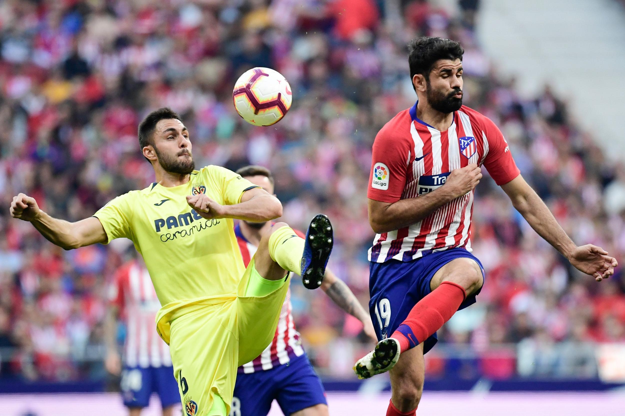 villiareal-Atletico-Madrid