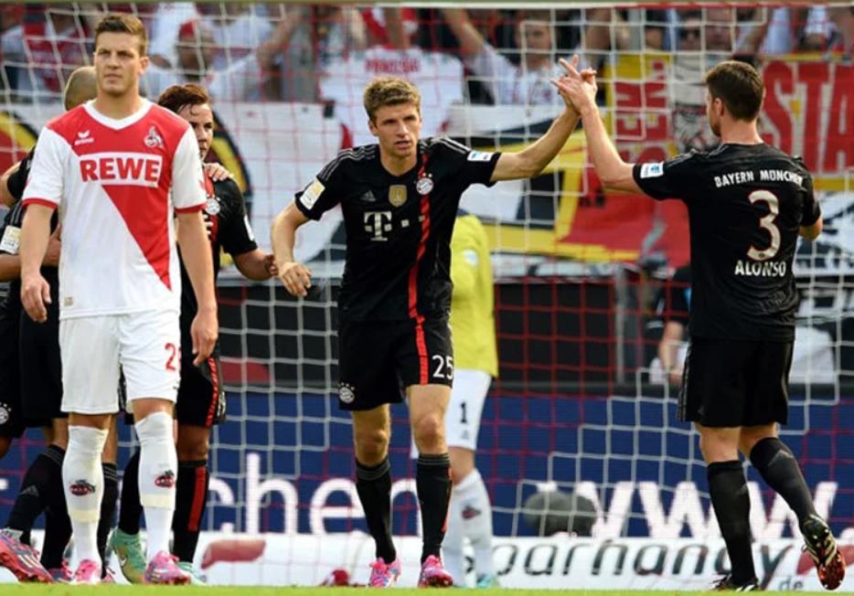 FC-Koln-Bayern-Munich