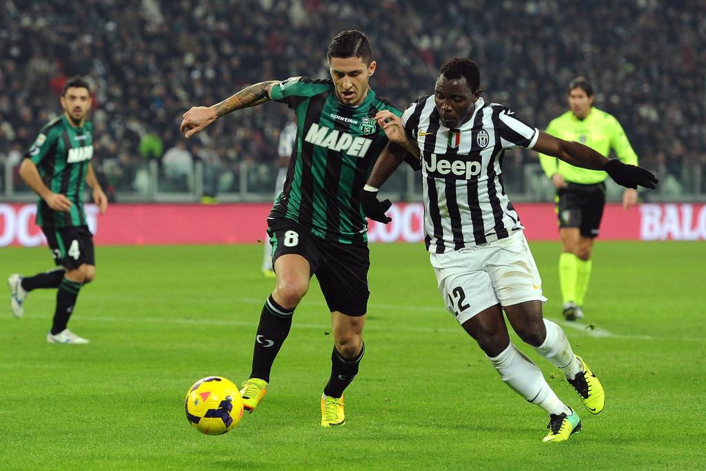 Juventus-v-Sassuolo