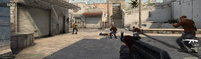 CS:GO формат проведения боя на игровом поле