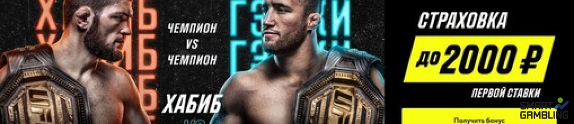 В честь поединка года UFC Pari-Match запустила специальную акцию