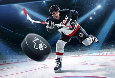 Участвуйте в акции «Ставки на хоккей» от букмекерской компании Леон