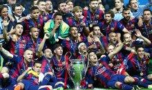 Топовые клубы Лиги чемпионов УЕФА (II)