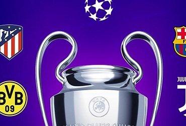Могучий пресс на Лигу чемпионов с вкраплением испанской Примеры