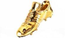 Золотая бутса – награда, о которой мечтает каждый футболист!