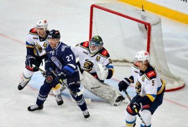 Кульминация регулярного сезона КХЛ