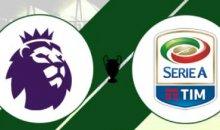АПЛ и Серия А: два матча воскресенья