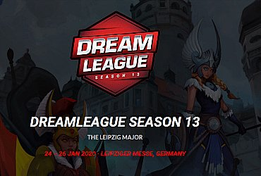 DreamLeague Season 13: The Leipzig Major