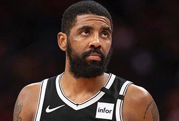 Кайри Ирвинг отстранен от домашних матчей «Бруклин Нетс» из-за жестких новых правил НБА