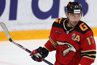 Илья Ковальчук покинул «Авангард» и хочет в NHL