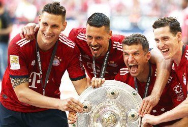 Итоги чемпионата Германии-2019