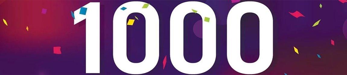 Надаль стал четвертым человеком в истории, выигравшим 1000 матчей ATP Tour