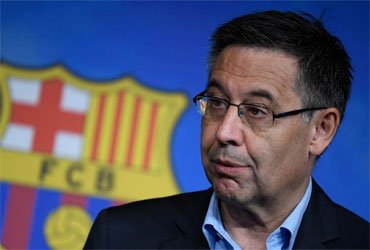 Президент «Барселоны» ушел в отставку