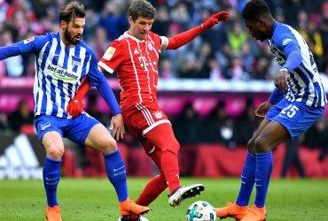 Четвертьфинальные матчи DFB Pokal