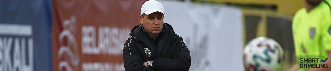 Центральный матч 13-го тура Высшей лиги Беларуси