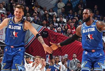 NBA All-Star Weekend состоялся и порадовал фанатов