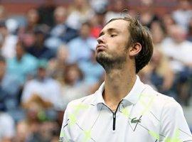 Даниил Медведев заболел на Covid-19
