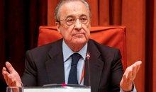 Негативные высказывания Флорентино Переса — главная тема обсуждений о мадридском «Реале»