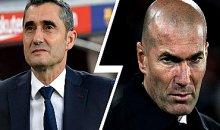 Сравнительная оценка игровой формы Барселоны и Реала