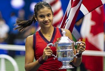 Эмма Радукану — новая надежда тенниса с хорошими перспективами