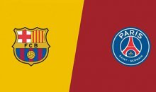 «ПСЖ» уничтожил «Барселону» в первом матче 1/8 финала Лиги Чемпионов