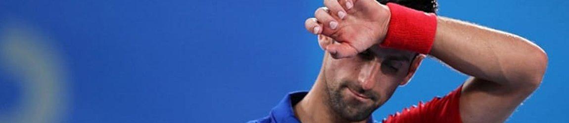 Новак Джокович проиграл в полуфинале ОИ-2020