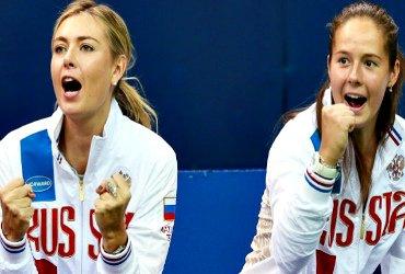 Супердерби лучших теннисисток России