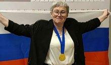 Тамара Тансыккужина выиграла Чемпионат мира по шашкам
