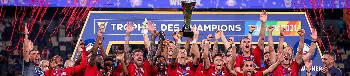 «Лилль» выиграл Суперкубок Франции!