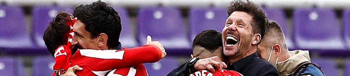 «Атлетико» стал чемпионом Испании 2021 года!