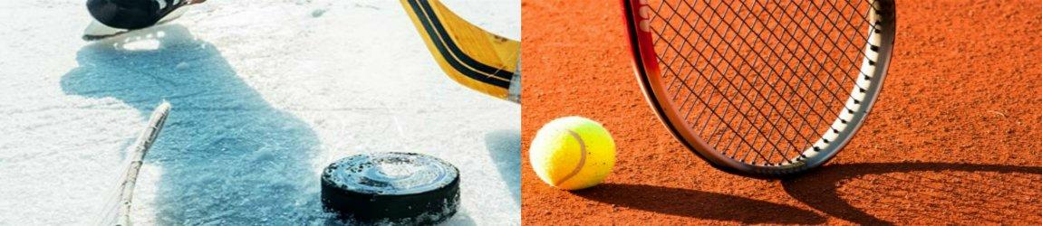 Теннисно-хоккейный экспресс топовых событий 14-15 мая