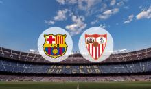 «Барселона» совершила камбэк в матче с «Севильей» и вышла в финал Кубка Испании