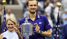 Даниил Медведев чемпион «US Open»!