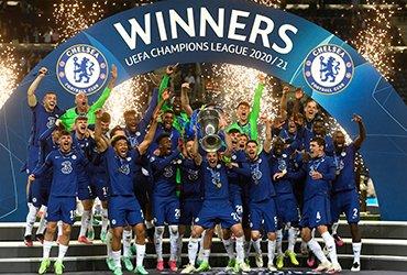 «Челси» — победитель Лиги Чемпионов 2021!