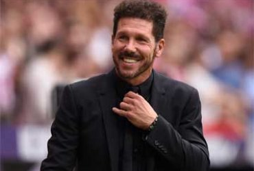 Диего Симеоне назван тренером десятилетия