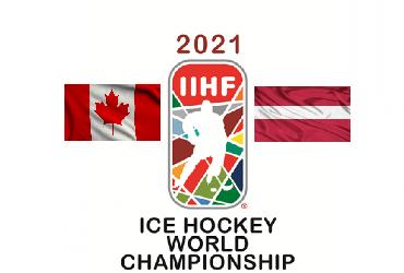 Сборная Латвии по хоккею сенсационно переиграла Канаду на Чемпионате Мира 2021!
