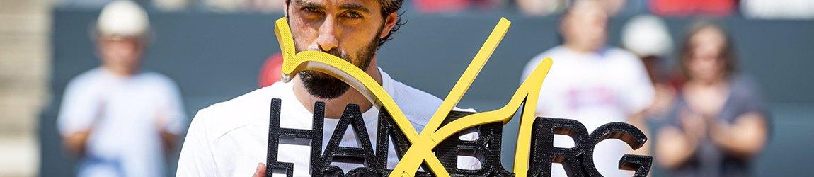 Итоги мужского теннисного турнира в Гамбурге