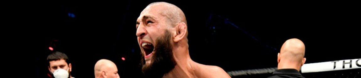 Хамзат Чимаев завершает карьеру в UFC