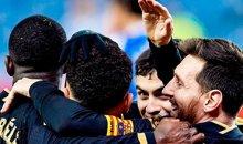 «Барселона» крупно обыграла «Реал Сосьедад» в интересном матче