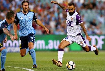 Супер результативный австралийский футбол