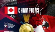 Молодежная сборная России проиграла Канаде в финале Чемпионата мира по хоккею