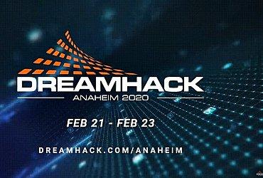 CS:GO - DreamHack Open Anaheim 2020
