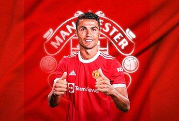 Криштиану Роналду вернулся в «МЮ» — официально!