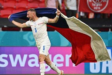Чехия переиграла Нидерланды и вышла в 1/4 финала Евро-2021
