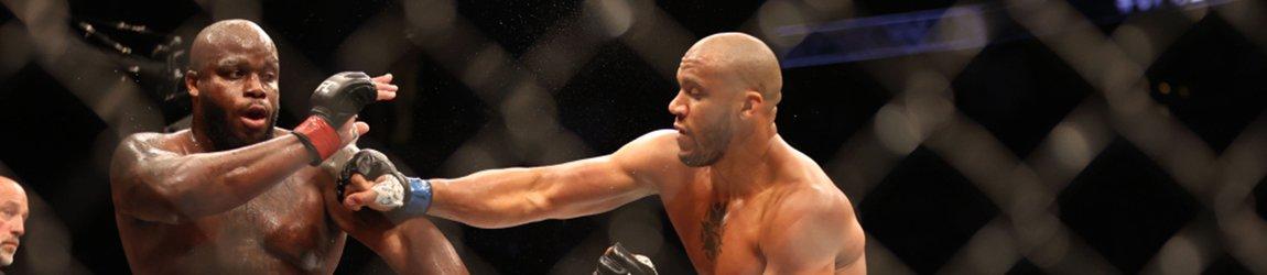 Сирил Ган победил Деррика Льюиса и стал временным чемпионом UFC