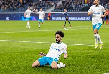«Зенит» выиграл 4-0 в «Мальме» и это самая крупная победа клуба в ЛЧ!