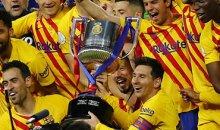 «Барселона» стала победителем Кубка Испании-2021!