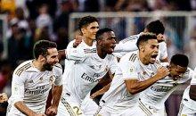 Сумеет ли Реал удержаться на вершине?