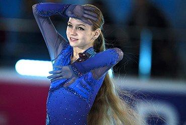 Александра Трусова — потенциальная чемпионка всего и вся или герой тренировок?