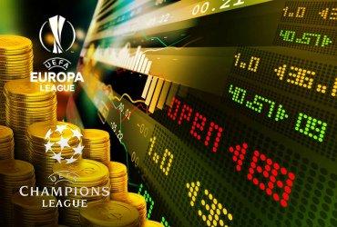 Прибыльные ставки на квалификацию Лиги Чемпионов и Лиги Европы